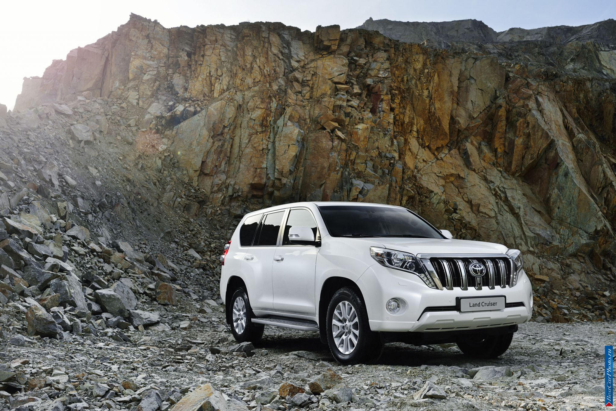 Land Cruiser Prado в лизинг